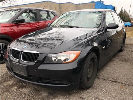 2007 BMW 3 Series EXCELLENT CONDITION! AS IS | DONT MISS OUT!! (Stk: P0654A) in Mississauga - Image 1 of 7