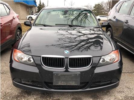 2007 BMW 3 Series EXCELLENT CONDITION! AS IS | DONT MISS OUT!! (Stk: P0654A) in Mississauga - Image 2 of 7