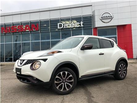 2015 Nissan Juke SL   CERTFIED PRE-OWNED (Stk: N3814A) in Mississauga - Image 1 of 18