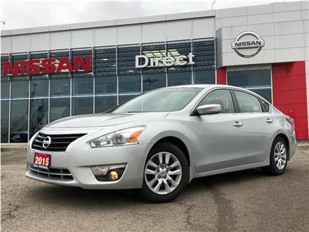 2015 Nissan Altima CERTIFIED PRE-OWNED (Stk: N4107A) in Mississauga - Image 1 of 18