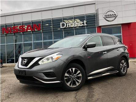 2017 Nissan Murano S | ONE OWNER | CERTIFIED PRE-OWNED (Stk: N4161A) in Mississauga - Image 1 of 20