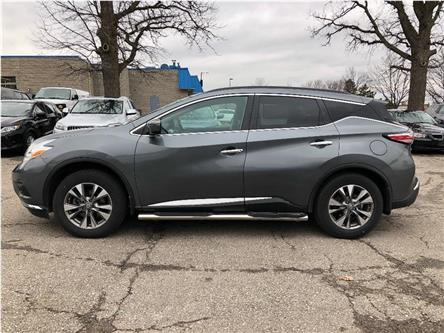2017 Nissan Murano S | ONE OWNER | CERTIFIED PRE-OWNED (Stk: N4161A) in Mississauga - Image 2 of 20