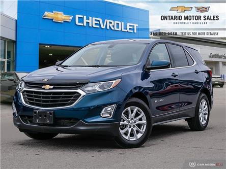 2019 Chevrolet Equinox LT (Stk: 152897A) in Oshawa - Image 1 of 36