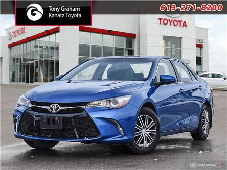 2016 Toyota Camry SE (Stk: 90025A) in Ottawa - Image 1 of 27