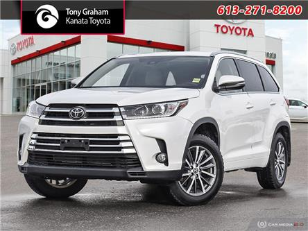 2018 Toyota Highlander XLE (Stk: M2778) in Ottawa - Image 1 of 28