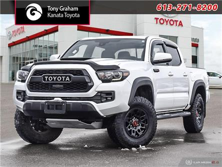 2018 Toyota Tacoma TRD Off Road (Stk: 90097A) in Ottawa - Image 1 of 27