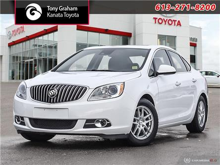 2014 Buick Verano Leather Package (Stk: 90076A) in Ottawa - Image 1 of 27