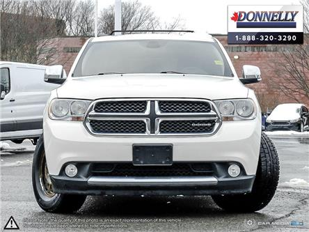 2011 Dodge Durango Crew Plus (Stk: PBWDU6172B) in Ottawa - Image 2 of 28
