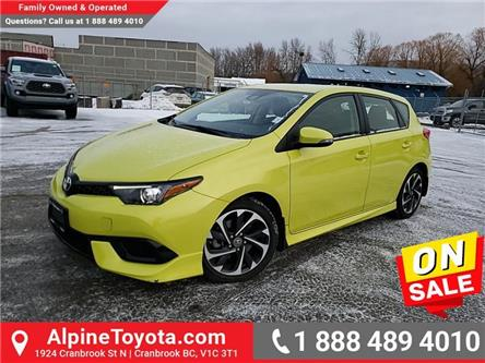 2018 Toyota Corolla iM Base (Stk: J572399M) in Cranbrook - Image 1 of 22