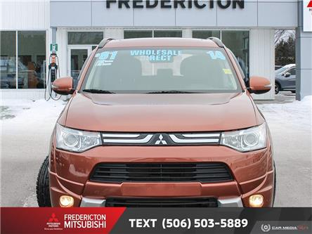 2014 Mitsubishi Outlander GT (Stk: 191425A) in Fredericton - Image 2 of 25