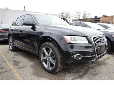 2014 Audi Q5 2.0 Technik (Stk: 033123T) in Brampton - Image 1 of 28