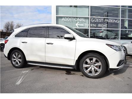 2016 Acura MDX Elite Package (Stk: 501745T) in Brampton - Image 1 of 30