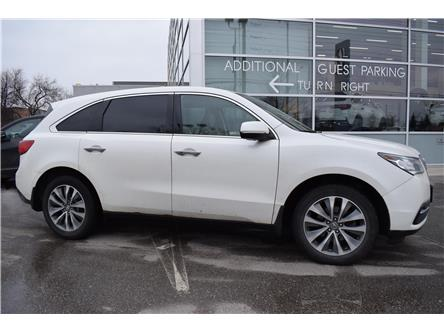 2016 Acura MDX Navigation Package (Stk: 507704T) in Brampton - Image 1 of 25