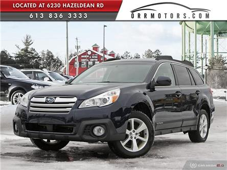 2014 Subaru Outback 2.5i Limited Package (Stk: 5963) in Stittsville - Image 1 of 27