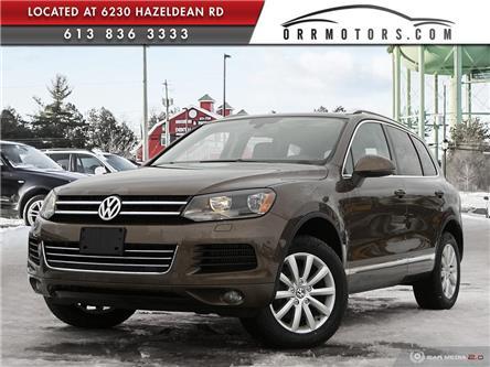 2013 Volkswagen Touareg 3.0 TDI Comfortline (Stk: 5993) in Stittsville - Image 1 of 27