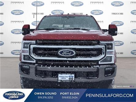 2020 Ford F-250 King Ranch (Stk: 20FE27) in Owen Sound - Image 2 of 26