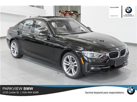 2018 BMW 330i xDrive (Stk: PP8980) in Toronto - Image 1 of 21