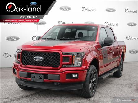 2020 Ford F-150 XLT (Stk: 0T052) in Oakville - Image 1 of 24