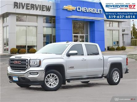 2017 GMC Sierra 1500 SLE (Stk: 20087A) in WALLACEBURG - Image 1 of 30