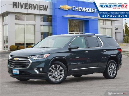 2019 Chevrolet Traverse Premier (Stk: 20046A) in WALLACEBURG - Image 1 of 30