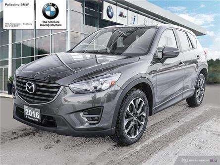 2016 Mazda CX-5 GT (Stk: U0130) in Sudbury - Image 1 of 22