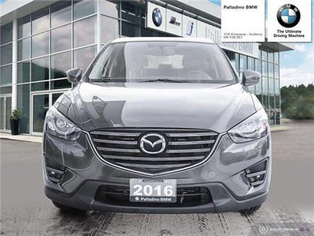 2016 Mazda CX-5 GT (Stk: U0130) in Sudbury - Image 2 of 22