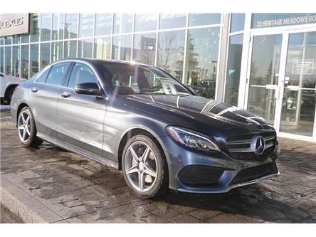 2016 Mercedes-Benz C-Class Base (Stk: 200142A) in Calgary - Image 1 of 9