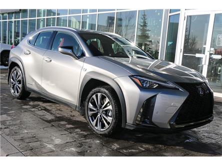 2019 Lexus UX 250h Base (Stk: 4010A) in Calgary - Image 1 of 12