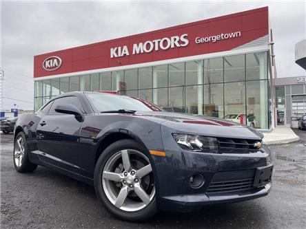 2014 Chevrolet Camaro 1LT V6   BLUETOOTH   AUTO   ONLY 45,134KM (Stk: P12902) in Georgetown - Image 2 of 23