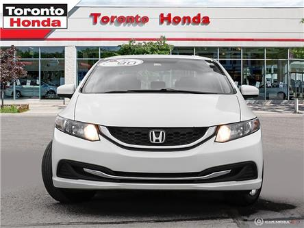 2015 Honda Civic Sedan LX (Stk: H39862A) in Toronto - Image 2 of 27