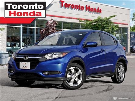 2018 Honda HR-V EX (Stk: H39896L) in Toronto - Image 1 of 27