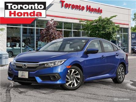 2018 Honda Civic Sedan EX (Stk: 39803A) in Toronto - Image 1 of 27