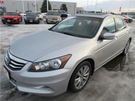 2012 Honda Accord EX-L V6 (Stk: K15374A) in Ottawa - Image 1 of 20