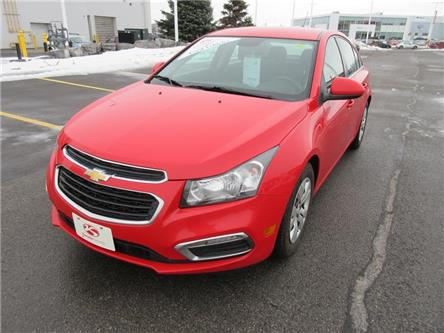 2015 Chevrolet Cruze 1LT (Stk: K15476A) in Ottawa - Image 1 of 16