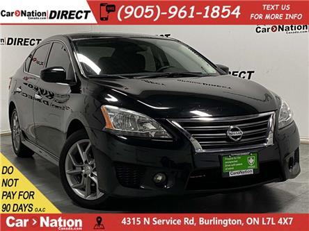 2014 Nissan Sentra  (Stk: CN5963B) in Burlington - Image 1 of 35