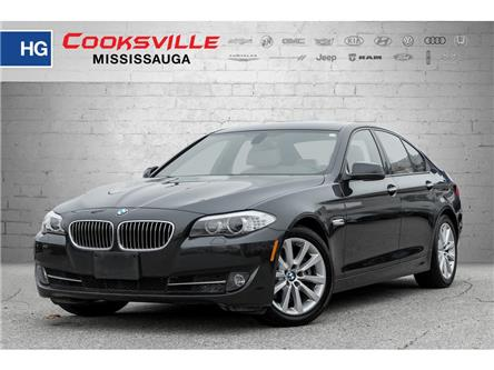 2011 BMW 528i  (Stk: H171214T) in Mississauga - Image 1 of 17