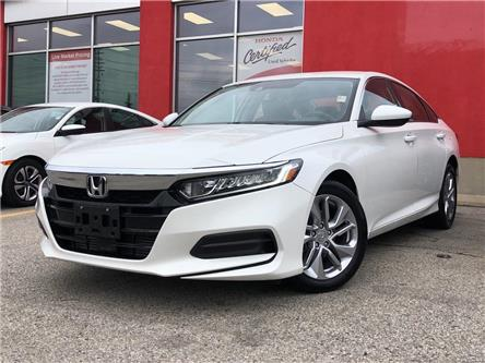 2018 Honda Accord LX (Stk: 59300A) in Scarborough - Image 1 of 20
