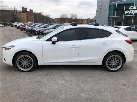 2018 Mazda Mazda3 Sport GS 6sp GS,REAR CAM,ALLOYS,SUNROOF,HEATED SEATS,NO (Stk: P1953) in Toronto - Image 2 of 23