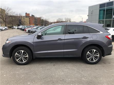 2017 Acura RDX Elite at PACK,AWD,NAV,LEATHER,PANOROOF,ALLOYS,NO A (Stk: P1959) in Toronto - Image 2 of 25