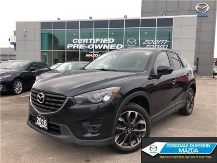 2016 Mazda CX-5 GT AWD at (2) NAVI,ALLOYS,SUNROOF,HEATED SEATS,NO (Stk: P20016) in Toronto - Image 1 of 24