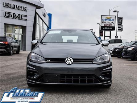 2018 Volkswagen Golf R 2.0 TSI (Stk: U223547) in Mississauga - Image 2 of 29