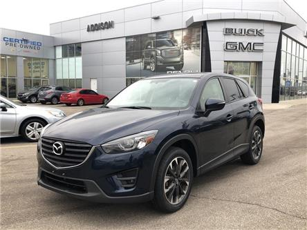 2016 Mazda CX-5 GT (Stk: U811134) in Mississauga - Image 1 of 19
