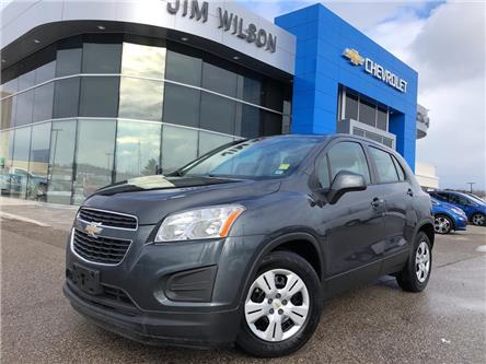 2015 Chevrolet Trax LS (Stk: 2019640A) in Orillia - Image 1 of 18