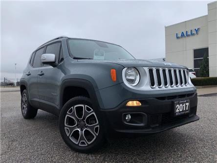 2017 Jeep Renegade Limited (Stk: S6499A) in Leamington - Image 1 of 21