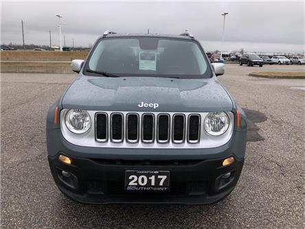 2017 Jeep Renegade Limited (Stk: S6499A) in Leamington - Image 2 of 21