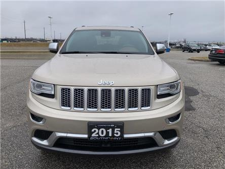 2015 Jeep Grand Cherokee Summit (Stk: S5997A) in Leamington - Image 2 of 24