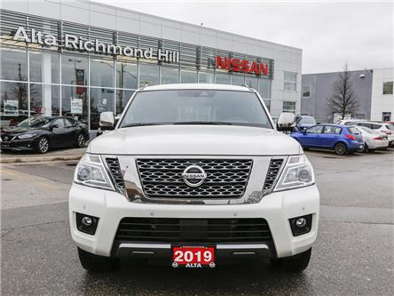 2019 Nissan Armada Platinum (Stk: RY19A003) in Richmond Hill - Image 2 of 34