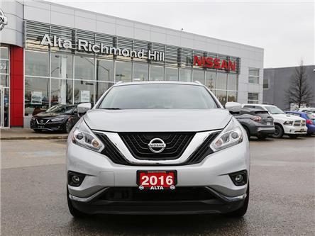 2015 Nissan Murano Platinum (Stk: RU2821) in Richmond Hill - Image 2 of 26