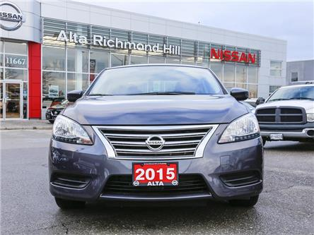 2015 Nissan Sentra 1.8 SV (Stk: RY20R146A) in Richmond Hill - Image 2 of 21