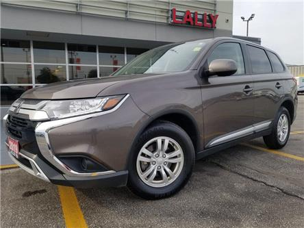 2019 Mitsubishi Outlander ES (Stk: K3872) in Chatham - Image 1 of 21